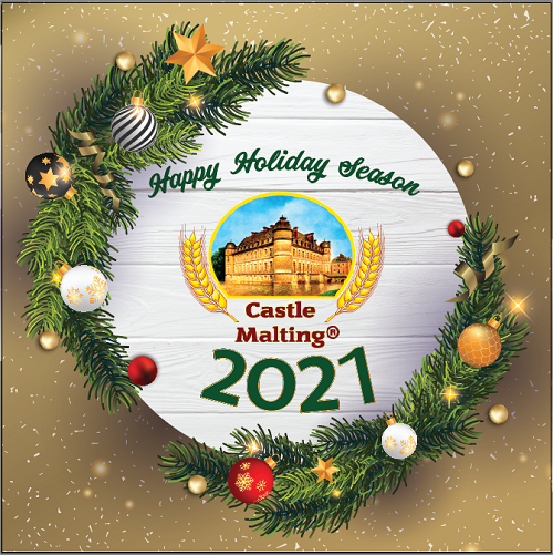 Best Wishes from Castle Malting!