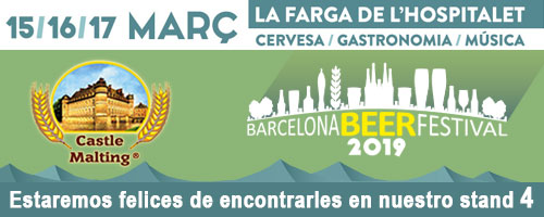 Barcelona Beer Festival 2019 (Barcelona, Spain), March 15 - 17