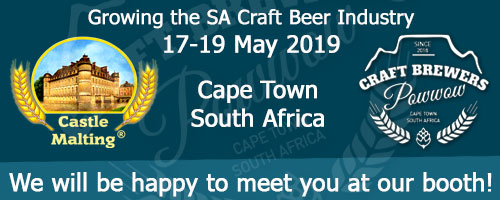 Craft Brewers Powwow 2019 (Cape Town, South Africa), May 17-19