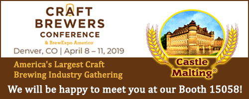 Craft Brewers Conference 2019, Denver, CO, 8 – 11 April