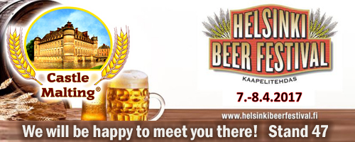 Helsinki Beer Festival, Finland / 7 - 8 april, 2017