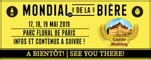 Mondial de la Bière 2019 (Paris, France), May 17-19