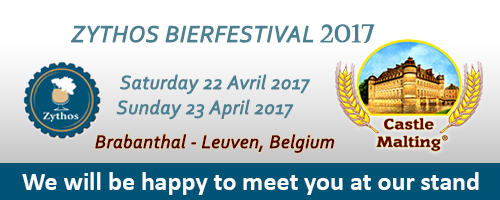 Bierfestival Zythos, Leuven - Belgium, 22 - 23  April 2017