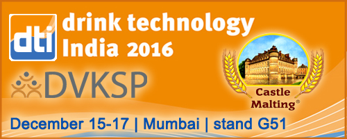 Drink Technology India 2016