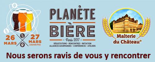 Planete Biere, Paris, France / 26 - 27 mars, 2017