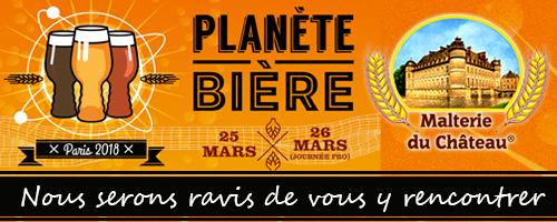 Planete Biere, Paris, France / 25 - 26 mars, 2018