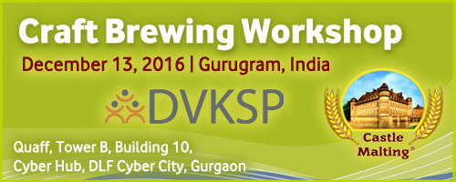 Craft Brewing Workshop India