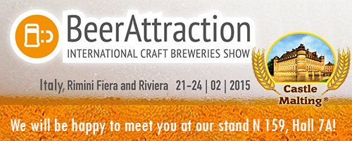 Beer Attraction 2015, Italy