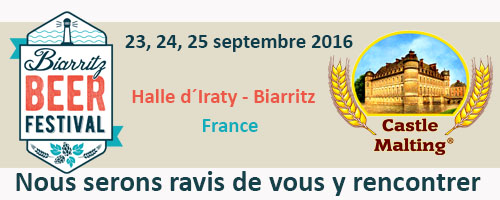 Biarritz Beer Festival, France - 23, 24, 25 septembre 2016