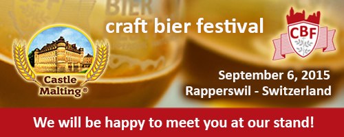 craft bier festival, Rapperswil - Switzerland, 6 September 2015