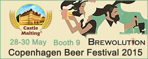 Copenhagen Beer Festival 28-30 May 2015