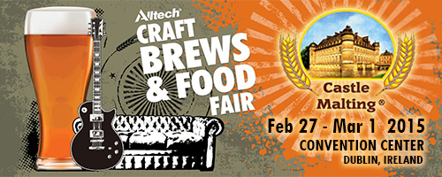 Alltech Craft Beer & Food Fair 2015, Dublin, Ireland