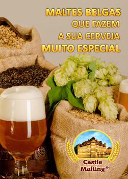 O catálogo da Castle Malting em português (12,3 mb, 40 páginas)