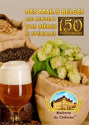 La brochure de la Malterie du Chateau en français (4,49 mb, 44 pages)