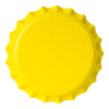 Crown Caps 26 mm TFS-PVC Free, Giallo col. 2165 (10000/box)