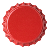 Crown Caps 26mm TFS-PVC Free, Dark Red Opaque col. 2403 (10000/box)