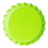 Tampas de garrafa 26mm TFS-PVC Free, Light Green Opaque col. 2531 (10000/caixa)