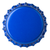 Crown Caps 26 mm TFS-PVC Free, Reflex Blue col. 2538 (10000/Коробка)