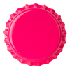 Crown Caps 26mm TFS-PVC Free, Magenta col. 2613 (10000/Karton)