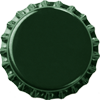 CC29mm TFS-Plastisol, Verde (7000/box)