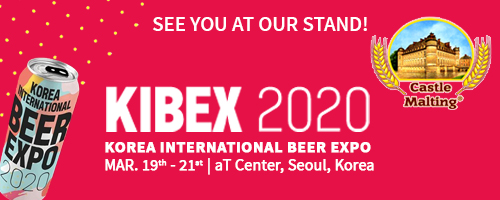 Korea International Beer Expo 2020 (Seoul, South Korea), 19-21 March