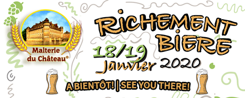 Richement Bière 2020 (Richement, France), 18-19 January