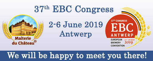 EBC Congress (Antwerp, Belgium), 2-6 June 2019