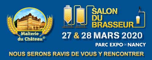 Salon du Brasseur 2020 (Nancy, France), March 27-28