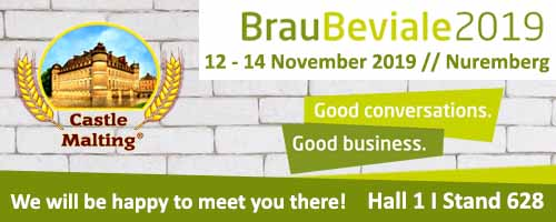 Brau Beviale 2019 (Nuremberg, Germany), 12 - 14 November