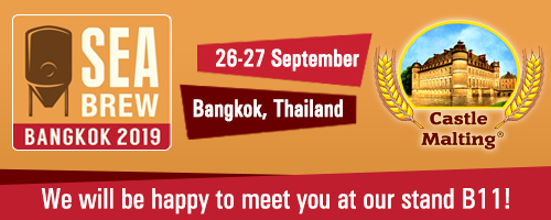 SEA Brew 2019 (Bangkok, Thailand), 26-27 September