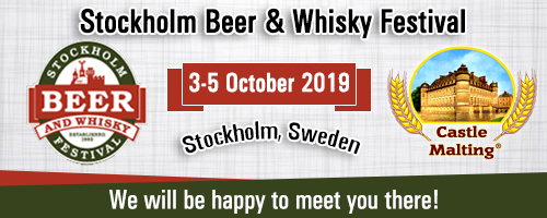 Stockholm Beer and Whisky Festival 2019 (Stockholm, Sweden), 26-28 September