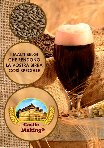Il cataolgo di Castle Malting in italiano (44 pagine)