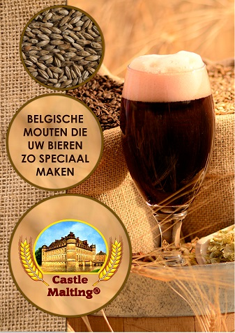 Castle Malting Brochure in Dutch (44 pages)