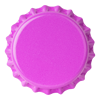 Crown Caps 26mm TFS-PVC Free,  Purple Opaque col. 2274 (10000/box)