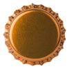 병마개 26mm TFS-PVC Free, Brown Transparent col. 2902 (10000/박스)
