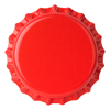 Crown Caps 26 mm TFS-PVC Free, Rot col. 2941 (10000/Karton)